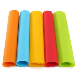 Wholesale Mat Tracks - 2015 High Quality 40x30cm Silicone Mats Baking Liner Best Silicone Oven Mat Heat Insulation Pad Bakeware Kid Table Mat order<$18no track