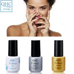 Wholesale Day White Gel - Wholesale- 60 Colors Choose Best One QHC FiMeet Gel Nail Polish Gorgeous Colors UV Gel Nail Polish Long-lastting up to 30 Days 13-24