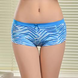 Wholesale Lingerie Boxers - 2015 New stretched cotton boxer short soft sport women underwear lady boyshort undergarment pants lady panties lingerie intimate underpants