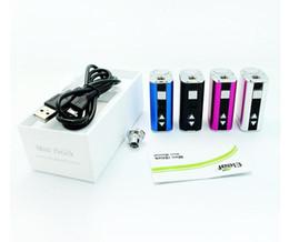 Wholesale Evic Black - Eleaf iStick 10W 20W 30W MOD Full Kits E leaf i Stick Mini 20 30 Watt VS Authentic Kangertech SUBOX Joyetech eVic-VT eGo-ONE