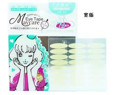 Wholesale Instant Eyes - Wholesale-72 Times Narrow Double Eyelid Sticker Tape Technical Instant Upper Eyelid Lift Strips Trial Size Easy Eye Lid Strips Tape
