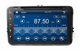 "Wholesale Volkswagen Passat Dash Navigation - HD 2 din 8"" Car audio Car dvd gps navigation for VW Volkswagen Passat Tiguan Touran Caddy Skoda Seat CC POLO Jetta Golf 5 Golf 6"