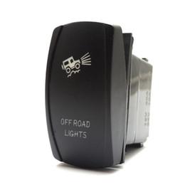 15 atv online-All'ingrosso- Blu retroilluminato luce dell'interruttore a bilanciere per Polaris Ranger UTV ATV RZR XP 1000 14 15 16 per John Deere Gator