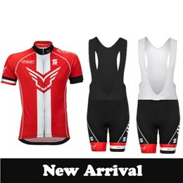 Wholesale Felt Clothing - 2015 Felt New Summer Cycling Jerseys Ropa Ciclismo Breathable Bike Clothing Quick-Dry Bicycle Sportwear Ropa Ciclismo GEL Pad Bike Bib Pants