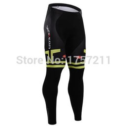 Wholesale Other Ride - Wholesale-free shipping other team thermal] long sleeve cycling jersey and pants set mountain bike riding sports clothes outdoor wear