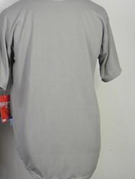 Wholesale Men T Shirt Mix - 2017 new #22 #42 #35 #66 #10 #34 white blue grey Men jerseys Sport T shirt Free Shipping mix orders