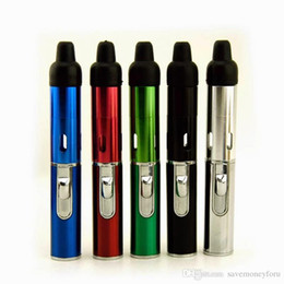 Hot Smoking Pipe Clicca N Vape Sneak A Vape Sneak A Toke Vaporizzatore a base di erbe Sigaretta elettronica e antivento Torch Lighter da