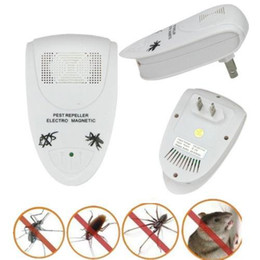 Wholesale Electronic Ultrasonic Indoor Rat Mouse - Details about 5X Ultrasonic Electronic Indoor Anti Mosquito Rat Mice Pest Bug Control Repeller#Q601