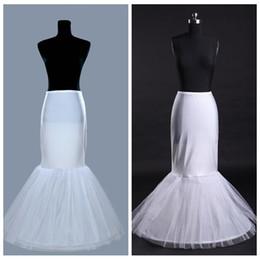 Wholesale Lycra Fabric Dresses - In Stock Mermaid Petticoat 2015 Elastic Fabric Crinoline For Mermaid Wedding Dresses Underskirt Lycra For Wedding Prom Quinceanera Party