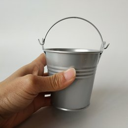 bucket lid d75h75cm free shipping cheap metal buckets wedding buckets