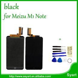 "Wholesale M1 Touch - Wholesale-Black 5.5"" LCD Display Touch Screen Digitizer Assembly replacement for Meizu M1 Note"