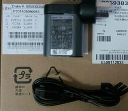 Argentina Cargador adaptador de fuente de alimentación original para la mesa DeLL PC Venue 11 Pro 11 24W 3PIN Suministro