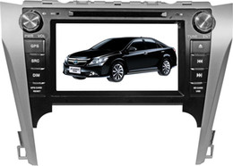 Wholesale Car Digital Tft Touch Screen - Car DVD Player for Toyota Camry 2012 in Europe with 8 inch TFT-LCD touch screen and GPS navigation