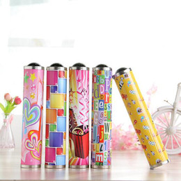 Wholesale Funny Pc Games - Wholesale- 1 PC Creative Colorful Large Magic Kaleidoscope Creative Young Children Educational Toys for Kids Funny Games Birthday Gifts