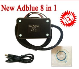 Wholesale Chevy Sensor - V3.0 with NOx sensor !!! Factory price + more language! Diagnostic Tool Adblue Emulation ( 8 in 1 ) Module for Truck Fast Ship