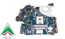 Wholesale Acer Support Aspire - P5WE0 LA-6901P Laptop Motherboard For ACER ASPIRE 5750G 5750ZG 5750 Laptop nvidia GT 540M 1GB GPU