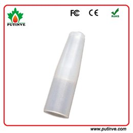 Wholesale Silicone Tips For Ecigs - Wholesale Long silicone test drip tips for ecigs softable material disposable silicone drip tip cover