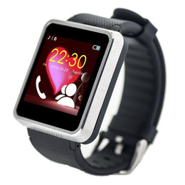 "Wholesale Wrist Mp4 Player - Christmas gifts Waterproof Bluetooth 1.54"" Smart Watch 1.3MP Camera MP4 Player For All Phone Gps watch"