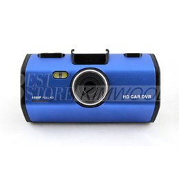 Wholesale Mini Camera Night View - K1000 2.4 inch Mini Car DVR Camcorder Camera 1080P Full HD LCD G-sensor 120° View Angle Night Version Motion Detection