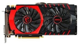 Wholesale Graphics Card Free - Wholesale-Free shipping MSI GTX 980Ti GAMING 6G 1178MHz-1279MHZ 7096MHZ 6GB 384bit GDDR5 PCI-E graphic card