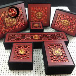 2019 шкатулки для драгоценностей упаковка бархат Высококачественная подарочная коробка деревянная коробка браслет Box ожерелье коробка ювелирных изделий