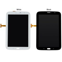 Wholesale Galaxy Lcd Digitizer Black - Black White LCD Display Touch Digitizer Screen Assembly Fit for Samsung Galaxy Note 8.0 N5110