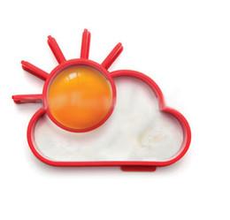 Wholesale Egg Boilers - 20 pcs lot 100% silicone egg boiler molds,egg frier mold,FDA+free shipping