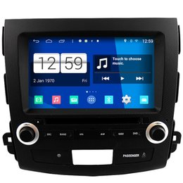 Wholesale Chinese Car Stereo Systems - Winca S160 Android 4.4 System Car DVD GPS Headunit Sat Nav for Peugeot 4007 ( 2007 - 2012 ) with Wifi Radio Video Stereo