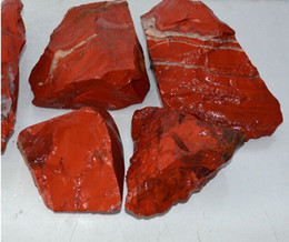 Wholesale Crystal Mineral Wholesalers - A++ Natural red jasper jade stones ore energy stone rock mineral specimens wholesale