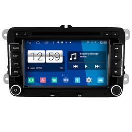 Wholesale Car Dvd Player Volkswagen - Winca S160 Android 4.4 System Car DVD GPS Headunit Sat Nav for VW Passat B6 B7 2006 - 2012 with 3G Radio Video Tape Recorder