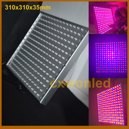 Wholesale Led Panels For Growing Plants - Newest 14W 165Red:55Blue High Power LED Grow Light for Flowering Plant and Hydroponics System led grow panel AC85-265V DHL UPS Free Shipping