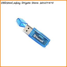 Wholesale Dongle Gm - AQkey OBD2tool USB Bluetooth Dongle for bluetooth vas 5054a vag odis vas pc diagnostic tool Bluetooth Dongle adapter