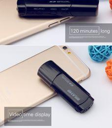 Wholesale Hidden Flash Drive - 1080P HD USB Spy Camera Night Vision Hidden Camcorder U838 USB Disk Mini DVR USB Flash Drive Audio Video Recorder with Retail Box