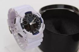 Cronógrafo relojes reloj militar reloj digital hombres chico regalo Caliente nuevo estilo hombres deportes LED relojes desde fabricantes