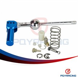 Wholesale A4 Shorts - PQY STORE-Short shifter For Audi A4 S4 Quick Racing Shifter 5 Speed 96-03 00-01 PQY5319