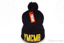 Wholesale Male Derby Hat - Winter hat for men women knitting warm caps female male skullies beanies