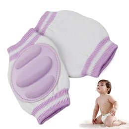 Wholesale Cushion Novelty - Delicate Kids Safety Crawling Elbow Cushion Infants Toddlers Baby Knee Pads Protector Hot Selling 1pc