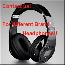 Wholesale Wireless Bluetooth Mp3 Headphones - BQ-968 Bluetooth Wireless Headphones Contact US For 2014 2015 New Wireless 2.0 Headphones Refly