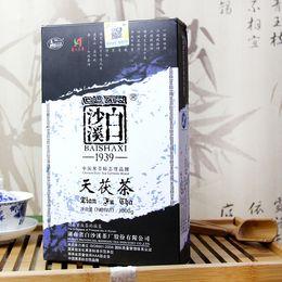 tè verde dolce Sconti Tè nero all'ingrosso Anhua giorni bui del 2014 bianco Shaxi Fu Tea 1kg (sicurezza genuina) Golden più