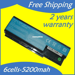 Wholesale Acer Aspire 7736z Laptop - BEST- 6cells Laptop Battery for Acer Aspire 7720ZG 7730 7730G 7730Z 7730ZG 7735 7735Z 7735ZG 7736G 7736Z 7738 7738G 7740 7740G laptop