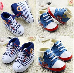 Wholesale China Wholesale Fallen Shoes - Wholesale children Lapel canvas shoes!high top toddler sports shoes,non- slip baby shoes,Fall walker Casual shoes,china shoes!9pairs 18pcs.C