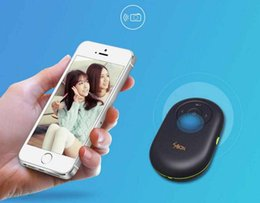 Wholesale Camera Card Readers - DT650 Mini Portable Wireless Bluetooth Speaker & Camera Remote Control Shutter Self-timer Selfie for iPhone Samsung LG Phones Tablet
