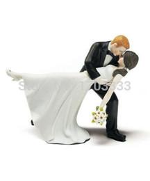 Bomboniera matrimonio e decorazione - Tango danza coppia figurine toppers torta nuziale bomboniere Shippping libero # HE64 0915 # 15 da