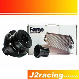 "Wholesale Vw Stores - J2 RACING STORE- Forge Black 1""(25MM) Dual Piston Blow off valve DV Turbo 1.8T FOR VW Golf MK4 Jetta A4 B5 PQY5740BK"