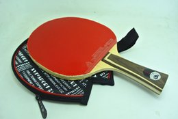 Wholesale Half Table - Original 6 Star XVT Table Tennis racket   Table Tennis bat Japanese Sponge Sending half cover Free shipping