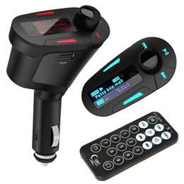 2019 golf gps telefonieren 2015 neue Ankunfts-heiße Verkaufs-Installationssatz-Auto-MP3-Player-drahtloser FM Übermittler Modulator USB SD MMC LCD mit Direktübertragung # L31122