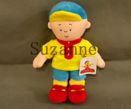 Wholesale Caillou Rosie Plush Doll - High Quality DANCHEL 30cm Caillou Rosie Plush Toy Toys Soft Plush Stuffed Figure Toy Doll 12inch Best Gift