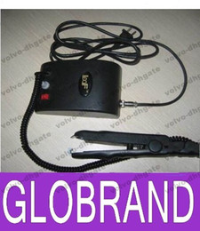 Wholesale Hair Extension Free Sample - NEW Samples Ultrasonic Hair Extension Fusion Connector   Ultrasonic Hair Extension Fusion Iron FREE SHIPPING GLO16