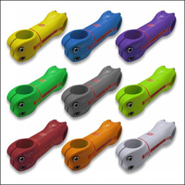 Wholesale R 17 - XINSHUN carbon fiber bicycle stem, 6 degrees   17 degrees Carbon r stem, Bicycle riser mtb road bike stem bike Parts RE-048