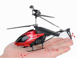Wholesale Usb Rc Helicopter - Wholesale-Free Shipping 2015 New High Quality!! Original 2.5CH Easy Control RC Helicopter with Gyro USB Charging B02
